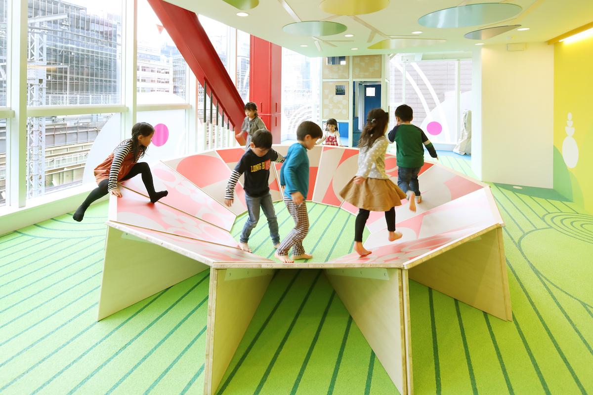 KOKO, New Interactive Indoor Playground in Tokyo